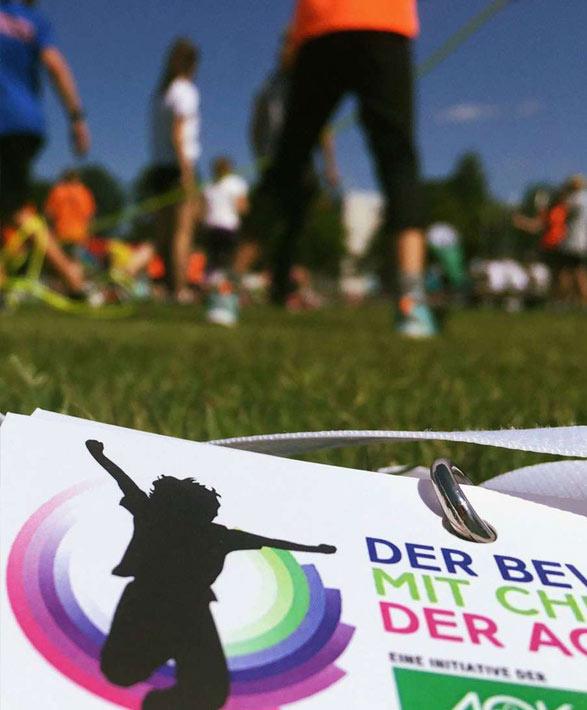 AOK - Bewegungstag