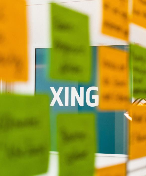 XING AG - Themen-Barcamp München