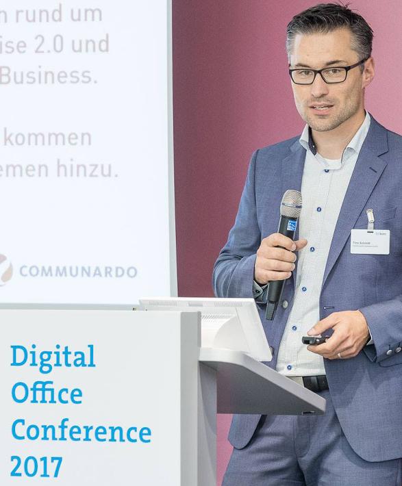 Bitkom - Digital Office Conference