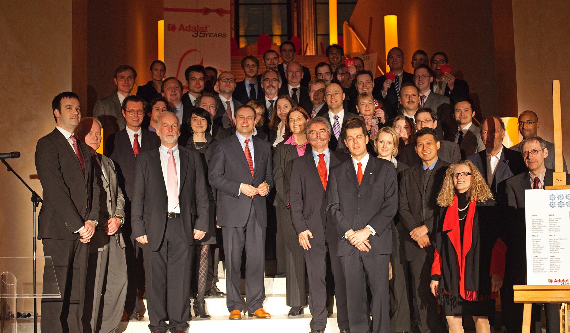 Bayer Pharma AG - 35 Jahre Adalat®