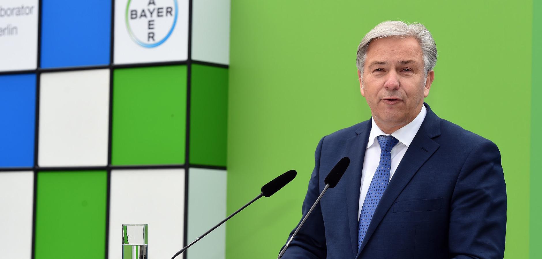 Bayer HealthCare AG - Einweihung CoLaborator Berlin