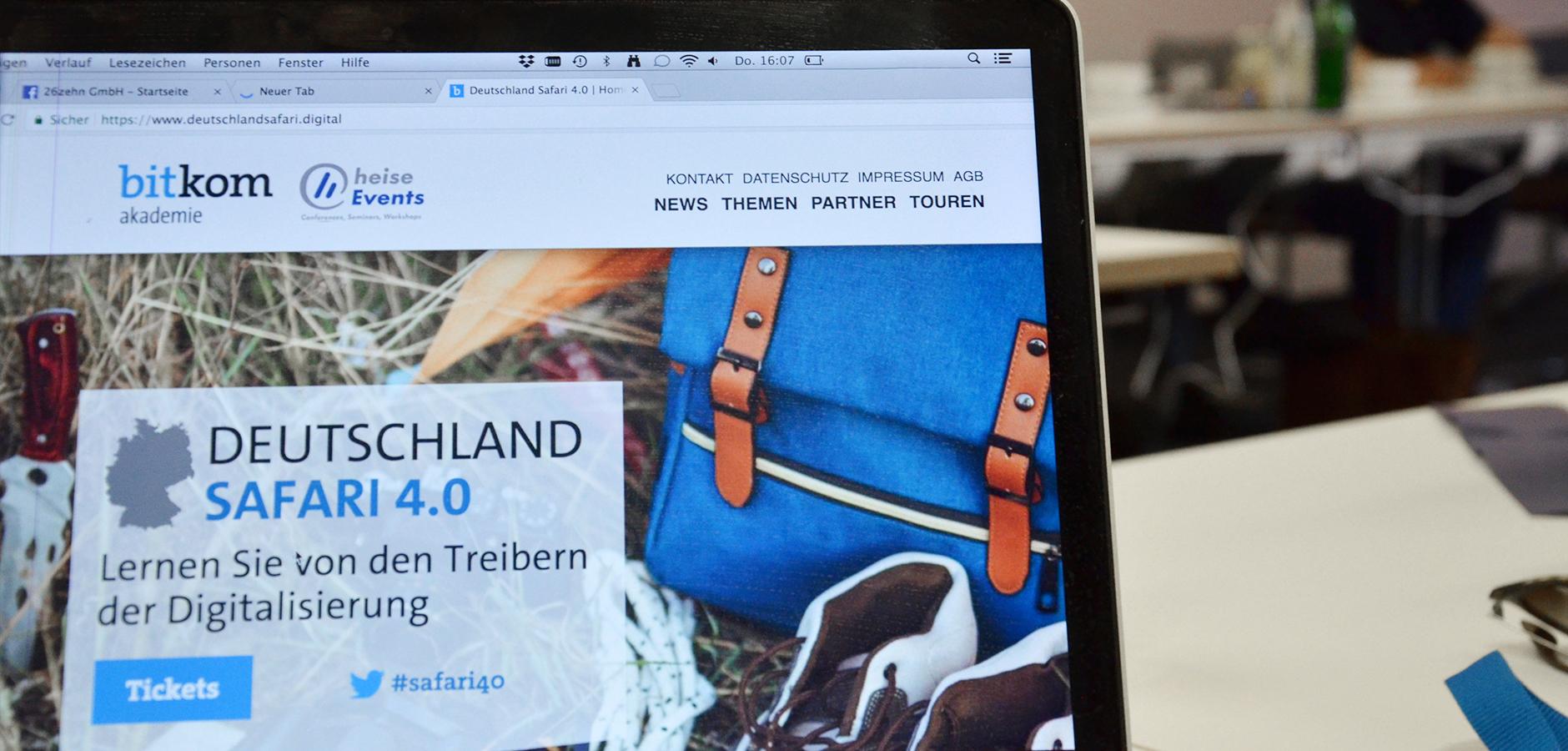 BITKOM AKADEMIE - Deutschland Safari 4.0
