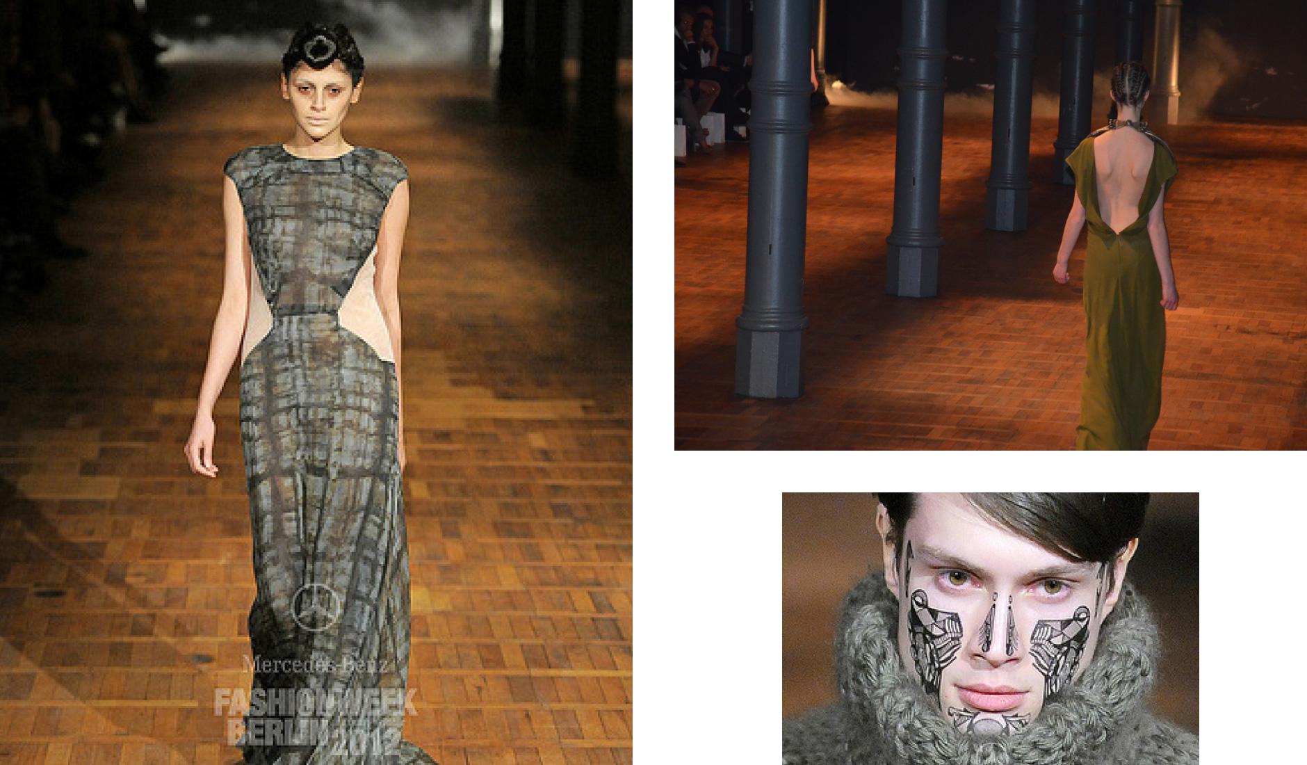 Dawid Tomaszewski GmbH - Fashion Show