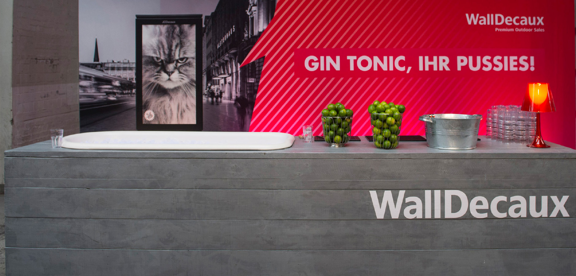 WallDecaux - Gin & Tonic Bar ADC