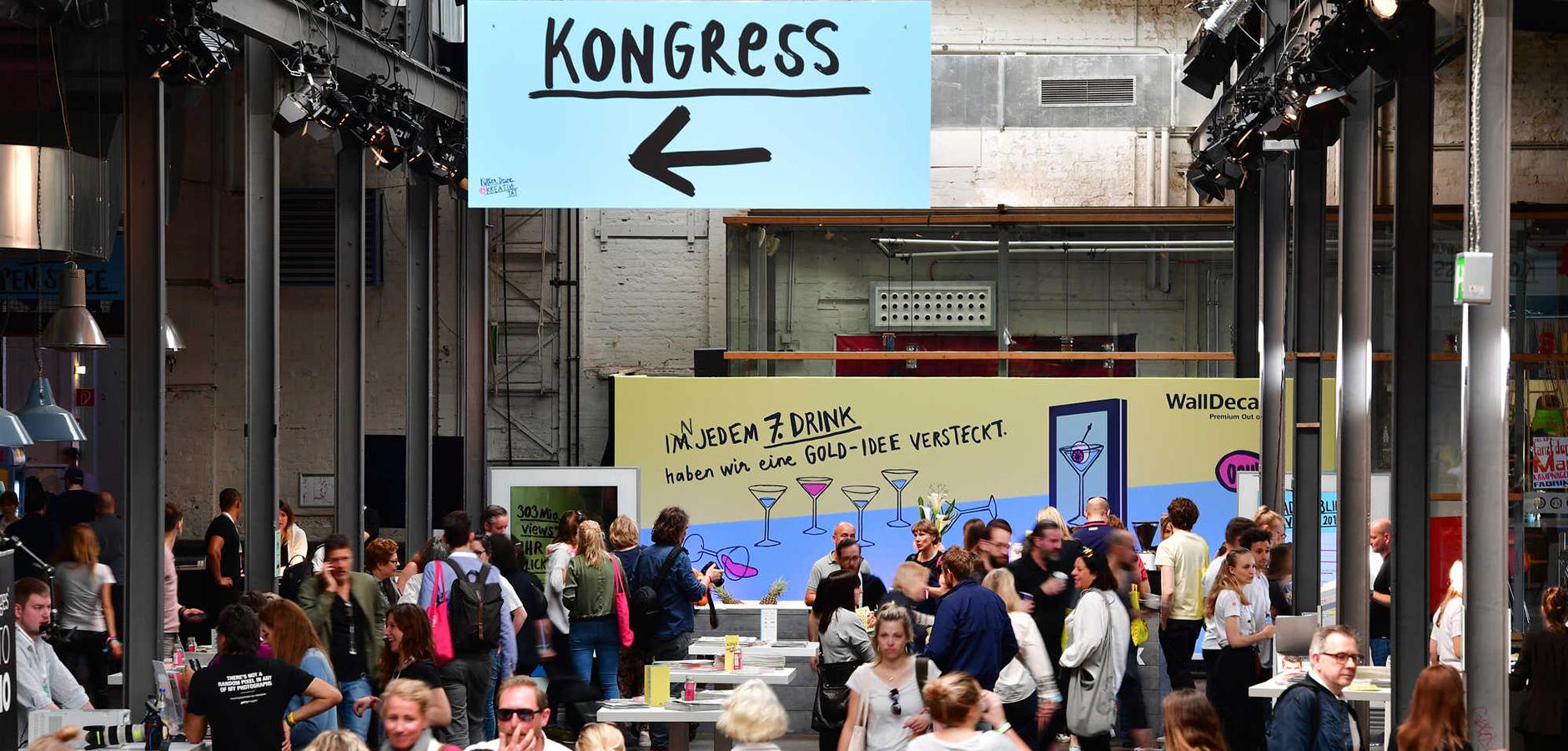Wall GmbH - ADC Festival Bar
