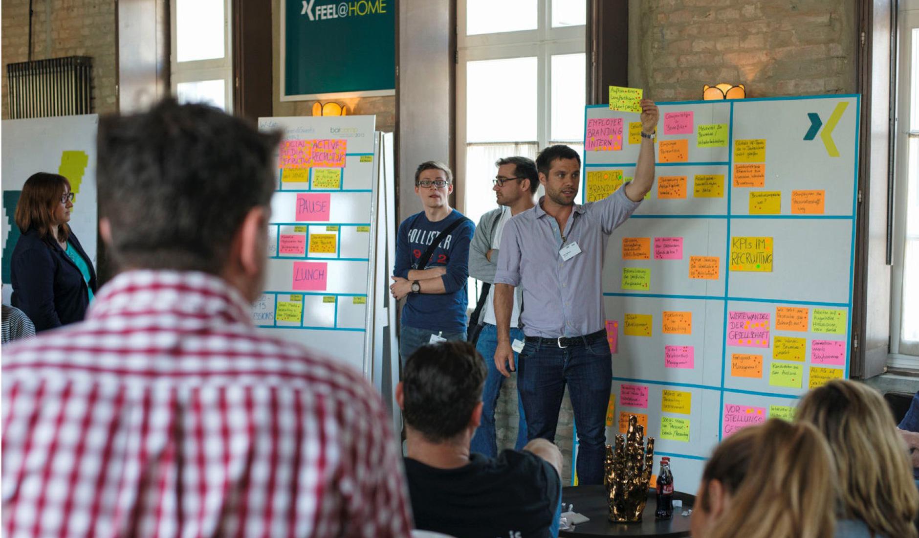 Xing AG - Themen-Barcamp Berlin