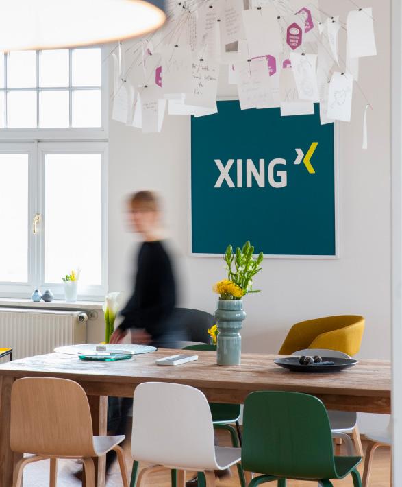 XING AG - HR Pop-Up Loft