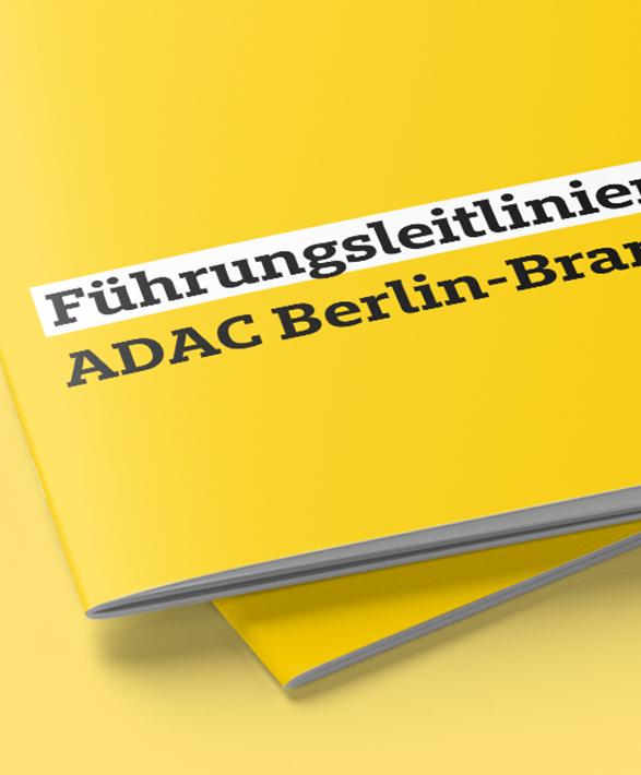 ADAC Führungsleitlinien
