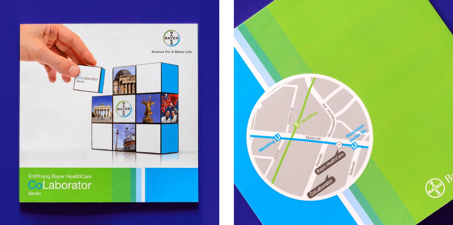 Bayer Healthcare - Eröffnung CoLaborator Berlin