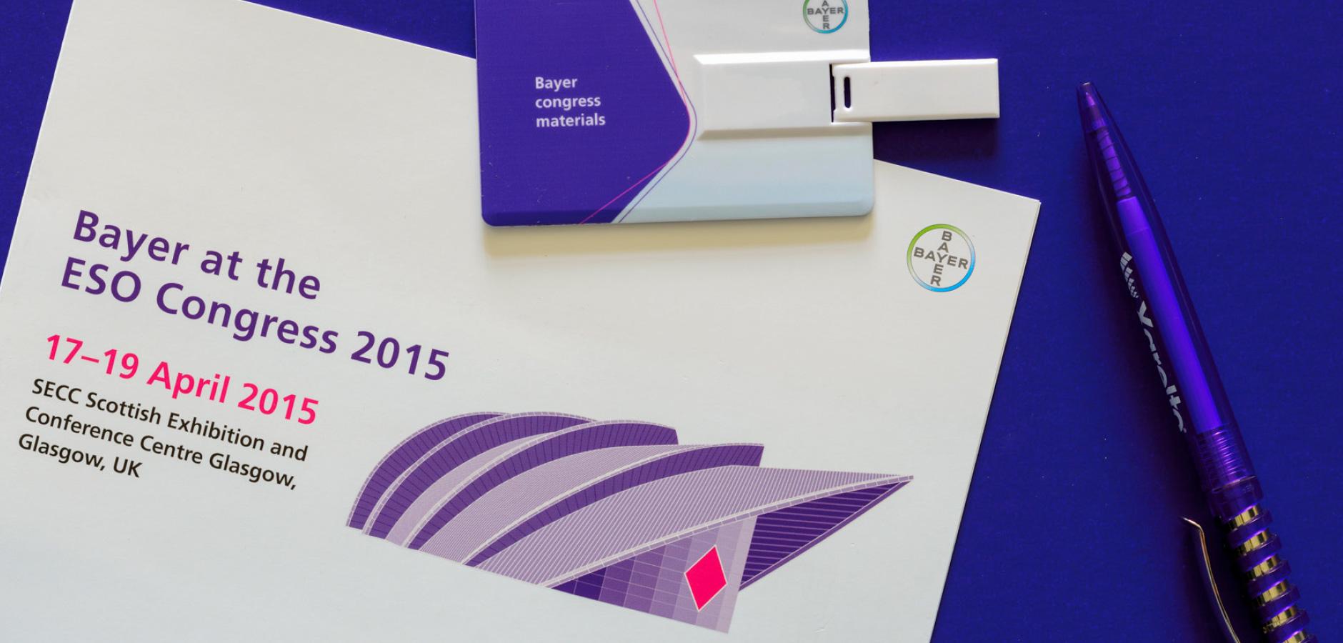 Bayer Pharma AG - Kongresskommunikation