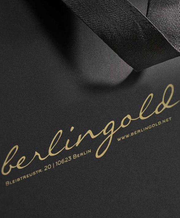 berlingold - Corporate Design