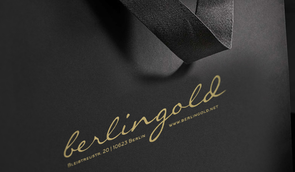 Berlingold Corporate Design