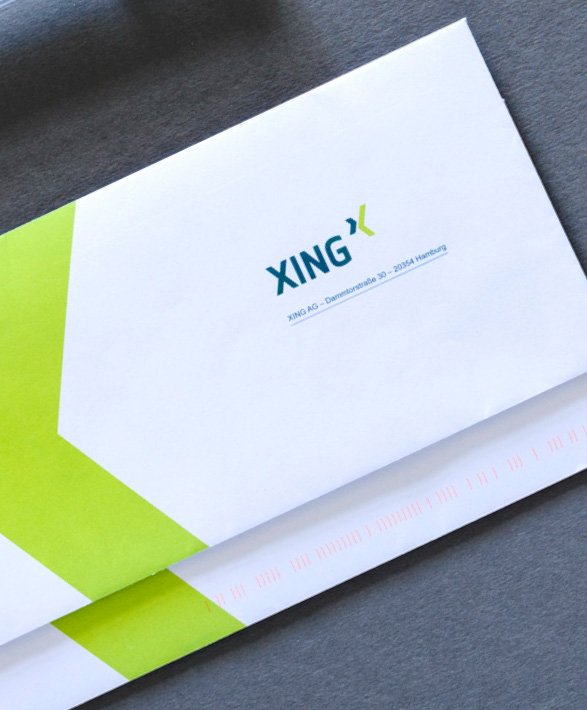 XING AG - Entwicklung Keyvisual & Event Branding