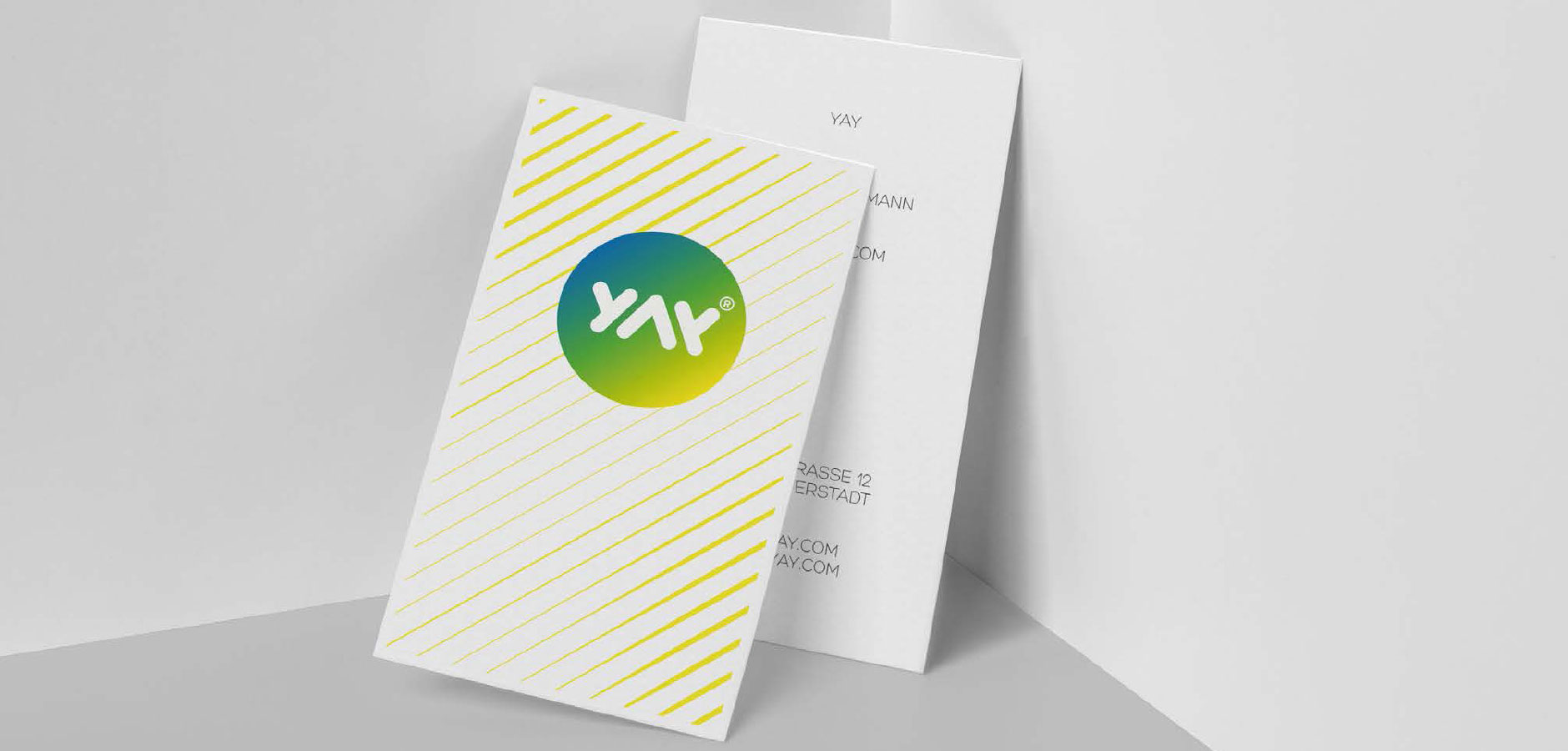 YAY Corporate Design