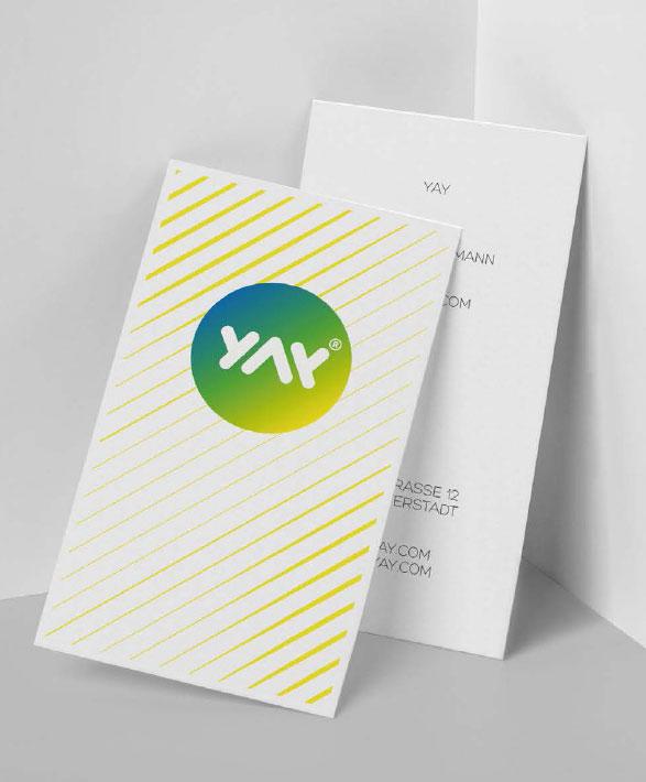YAY - Corporate Design